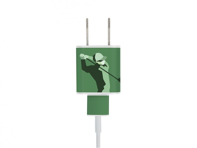 iPhone Charger Stickers by Meo - 5