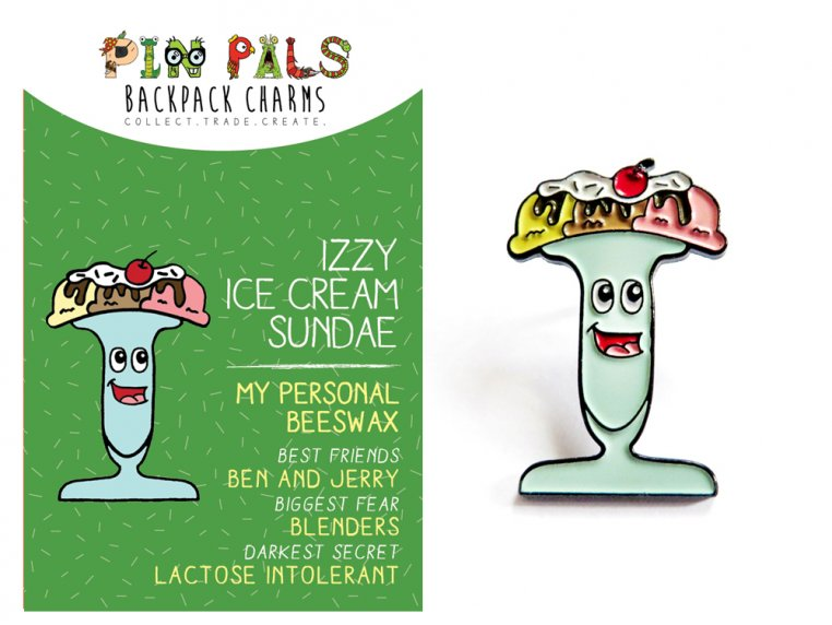 Alphabet Pins by Pin Pals - 17