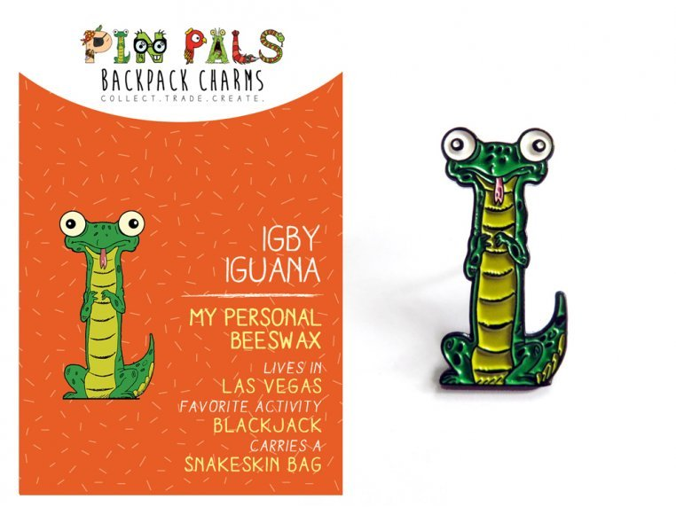 Alphabet Pins by Pin Pals - 18