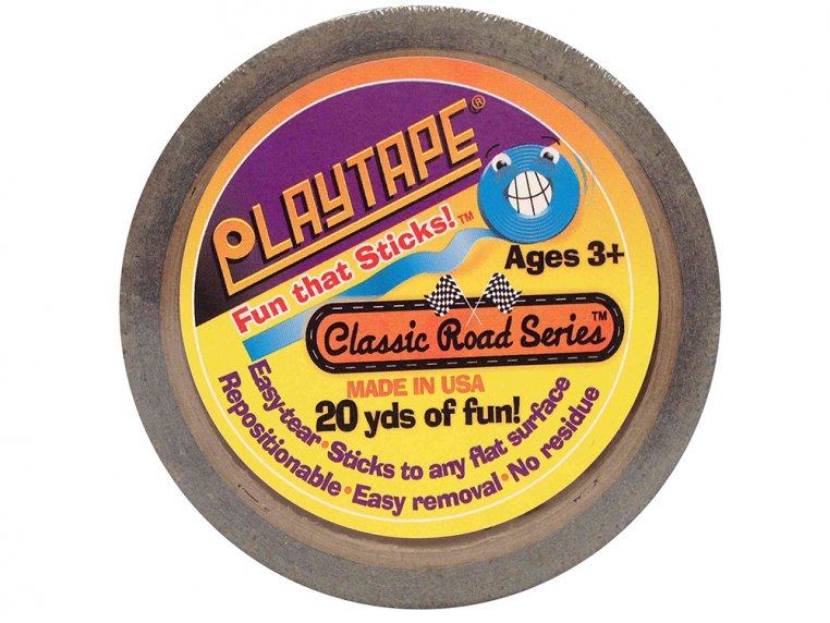 PlayTape - Classic Road by InRoad Toys - 4