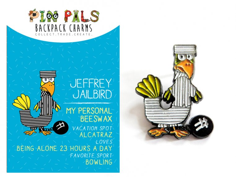 Alphabet Pins by Pin Pals - 20