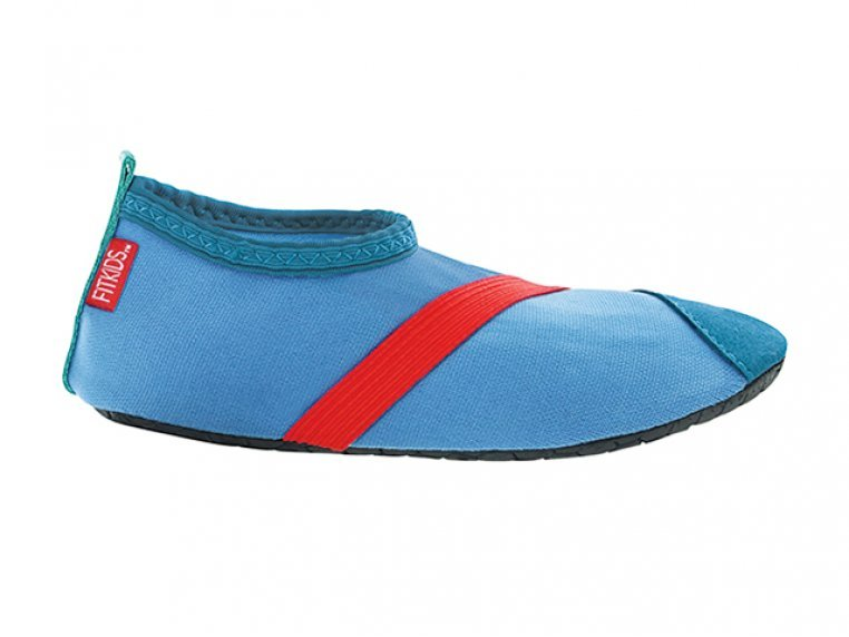 Kid's Active Footwear - Blue - Small by FitKicks - 1