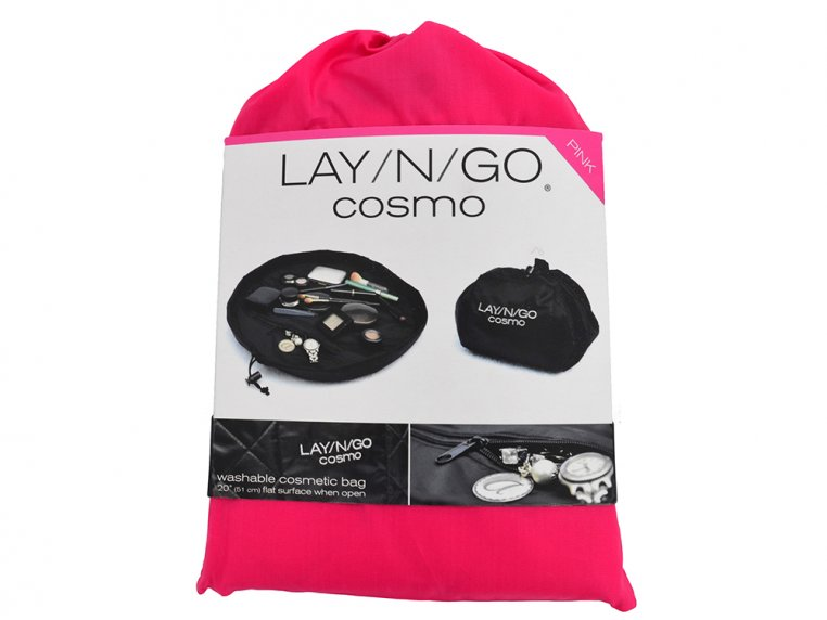 Drawstring Cosmetic Case by Lay-n-Go Cosmo - 16