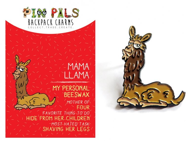 Alphabet Pins by Pin Pals - 23