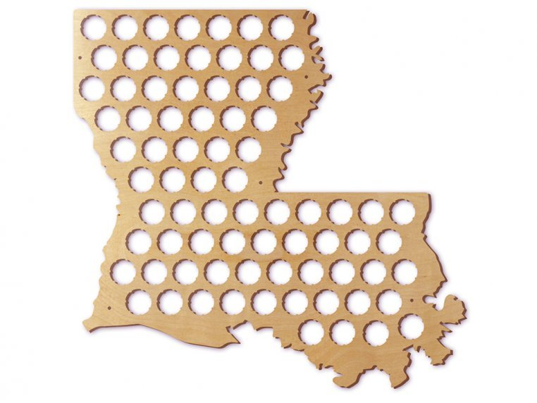 Choose Your State Beer Cap Trap by Torched Products - 24
