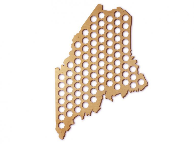 Choose Your State Beer Cap Trap by Torched Products - 27