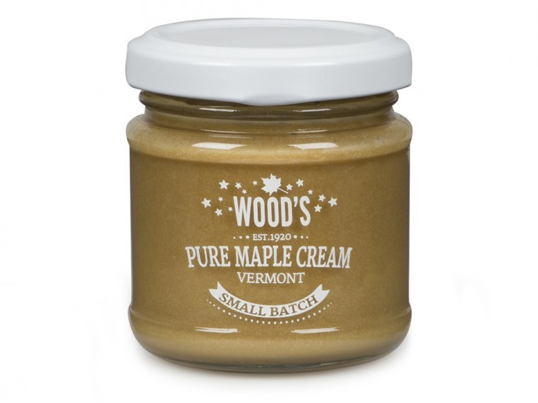 Maple Cream by Wood's Vermont Syrup Co. - 3