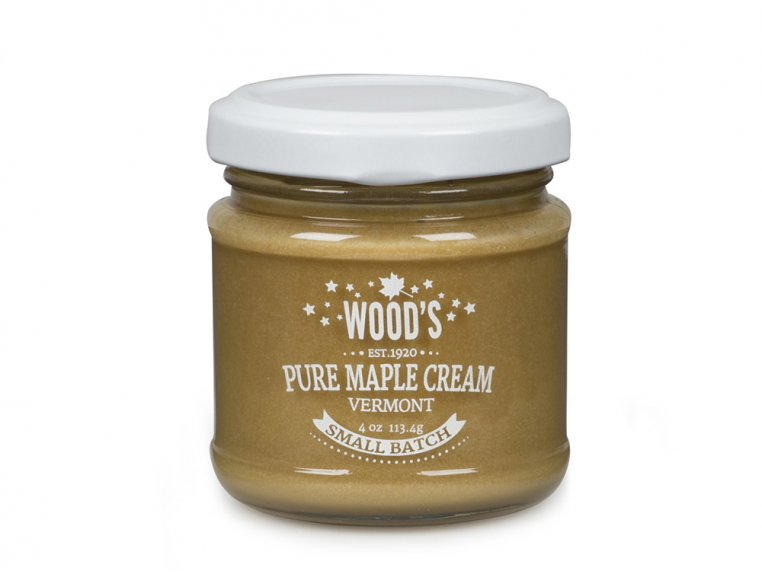 Maple Cream by Wood's Vermont Syrup Co. - 4