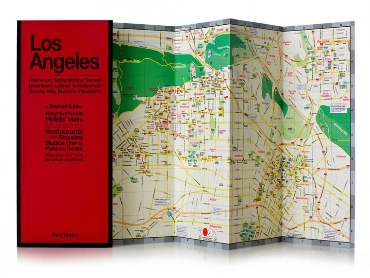 American Cities by Red Maps - 6