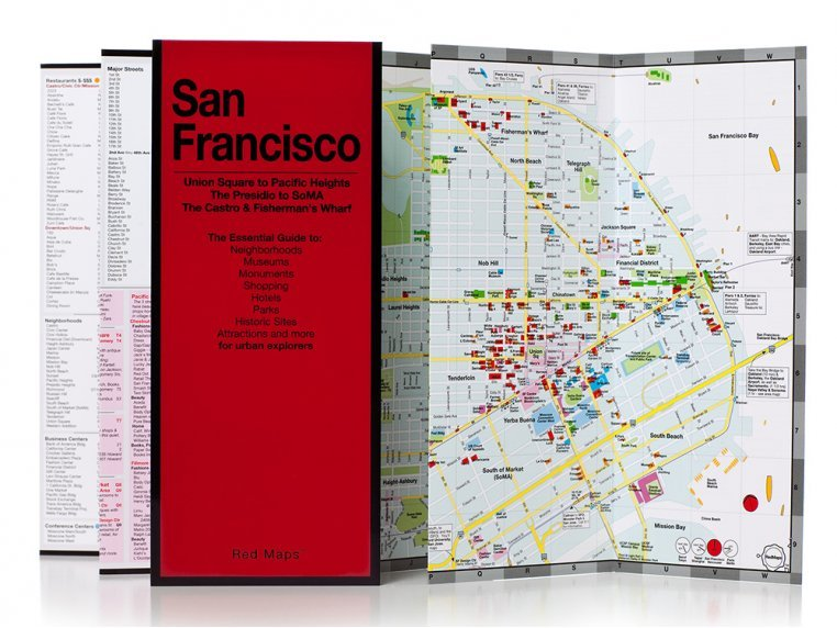 American Cities by Red Maps - 10