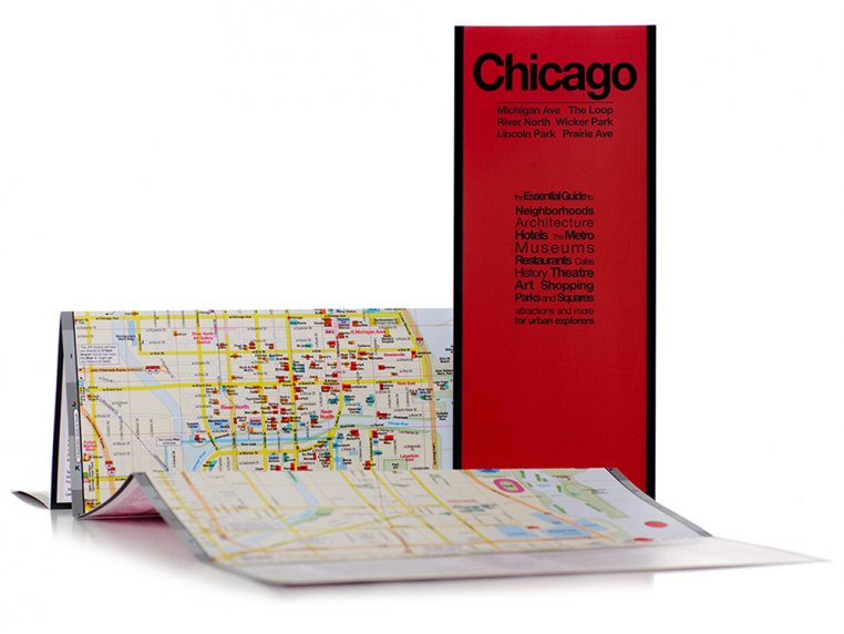 American Cities by Red Maps - 4