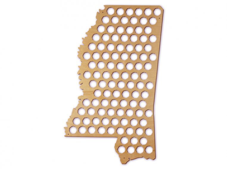 Choose Your State Beer Cap Trap by Torched Products - 31