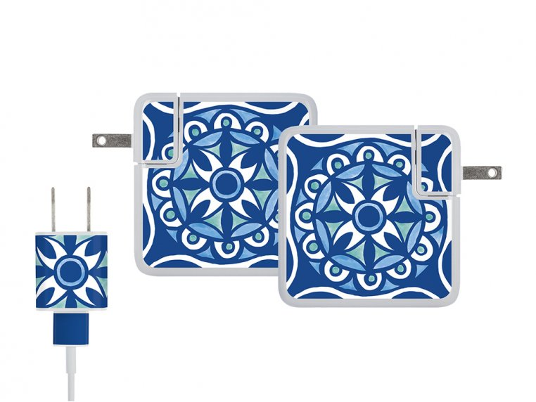 MacBook & iPhone Charger Stickers by Meo - 14
