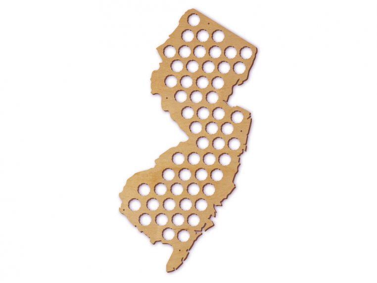 Choose Your State Beer Cap Trap by Torched Products - 36