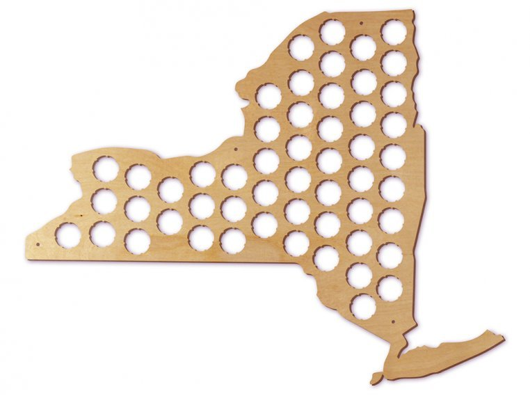 Choose Your State Beer Cap Trap by Torched Products - 39