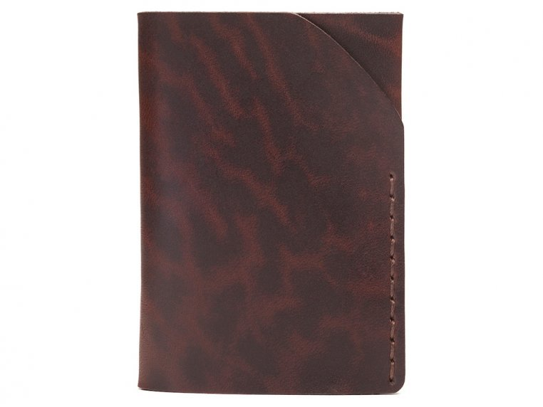 Malbec Leather Wallet by Ezra Arthur - 8