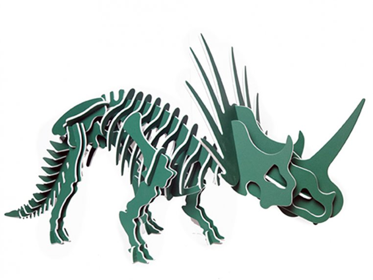 Oversized 3D Dinosaur Puzzle by Boneyard Pets - 16