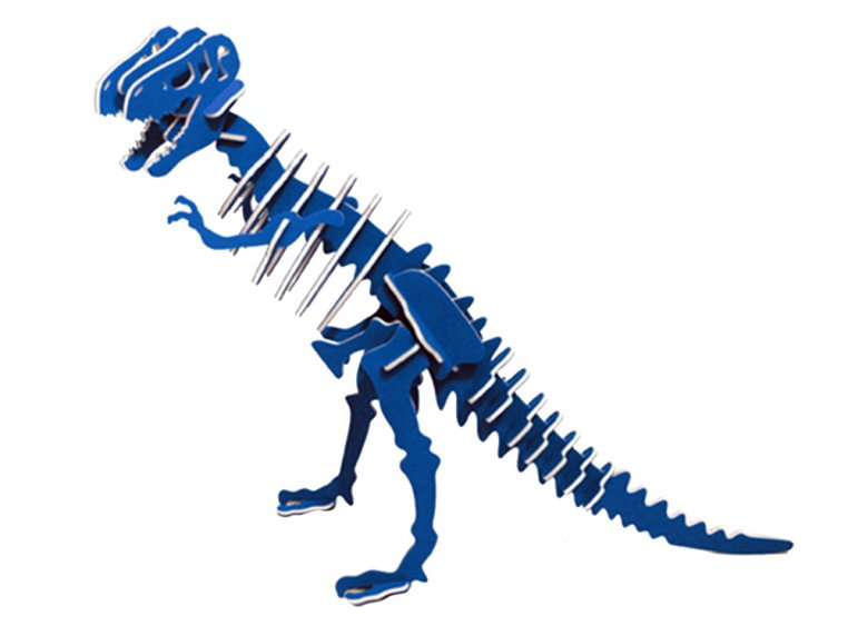 Oversized 3D Dinosaur Puzzle by Boneyard Pets - 18