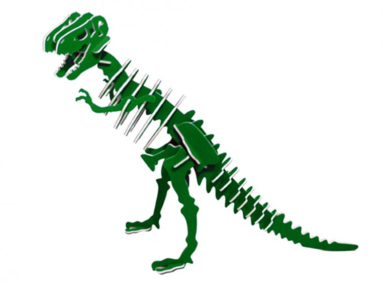 Oversized 3D Dinosaur Puzzle by Boneyard Pets - 19