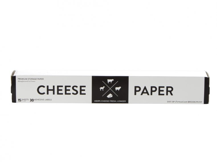 Cheese Storage Papers by Formaticum - 2