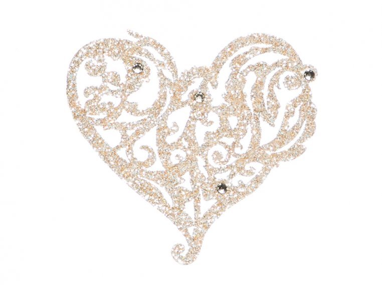 Passionate - Champagne Glitter by Black Lace Skin Jewelry - 3