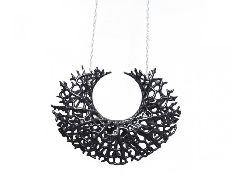 Vessel Pendant by Nervous System - 3