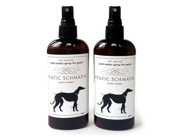 Anti-Static Spray for Pets - Set of 2 by Static Schmatic - 1
