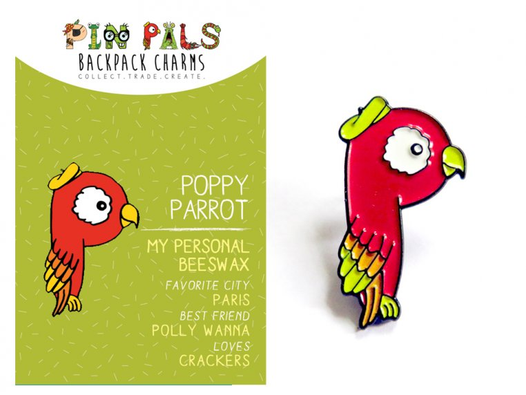 Alphabet Pins by Pin Pals - 31