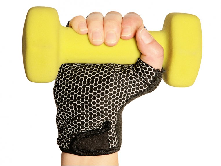 Pro Fitness Gloves by Wrist Assured Gloves - 3