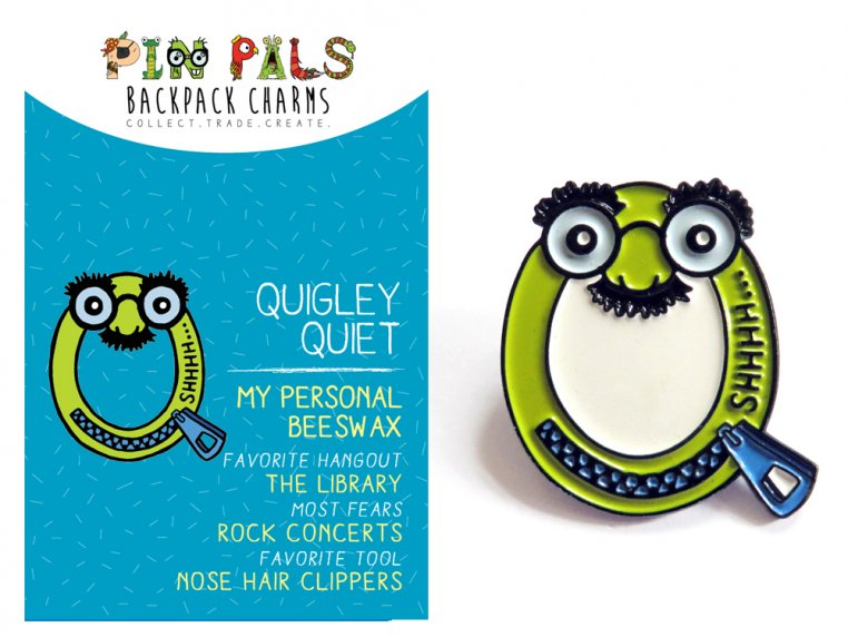 Alphabet Pins by Pin Pals - 33