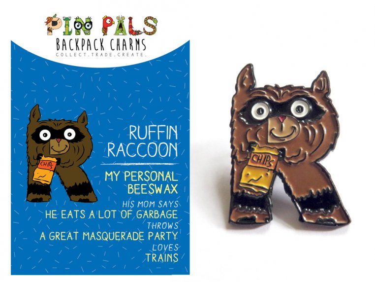 Alphabet Pins by Pin Pals - 36