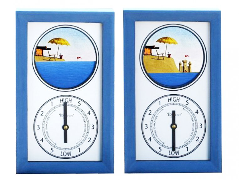 Tide Clock by Tidepieces - 2