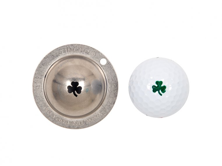 Stainless Steel Golf Ball Marker by Tin Cup - 8