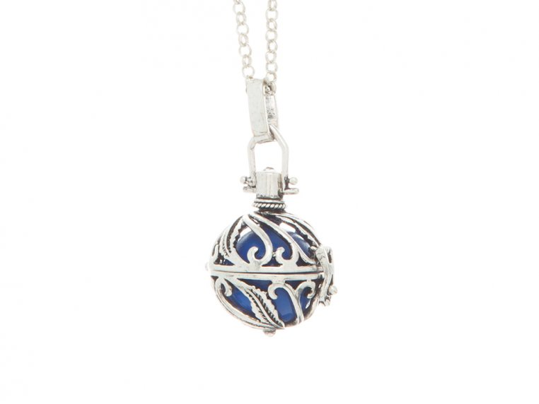 Spiral Design Angel Locket by Yourself Expression - 11