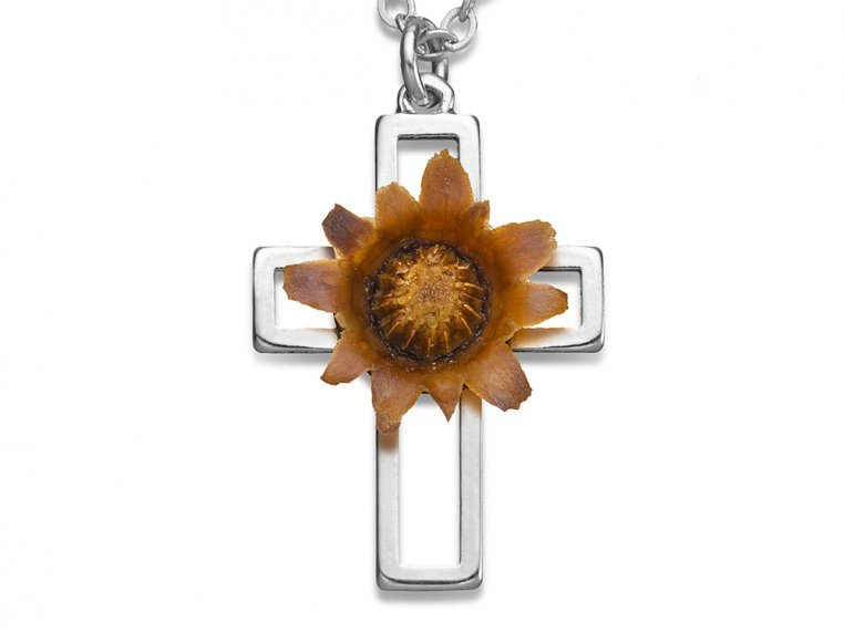 Reblooming Flower Necklace by The Blessing Flower - 9