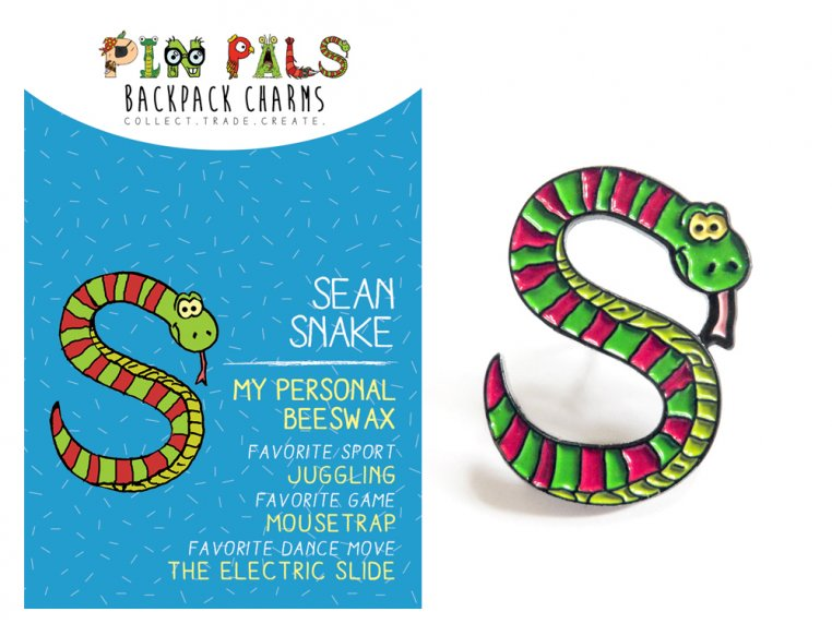 Alphabet Pins by Pin Pals - 38