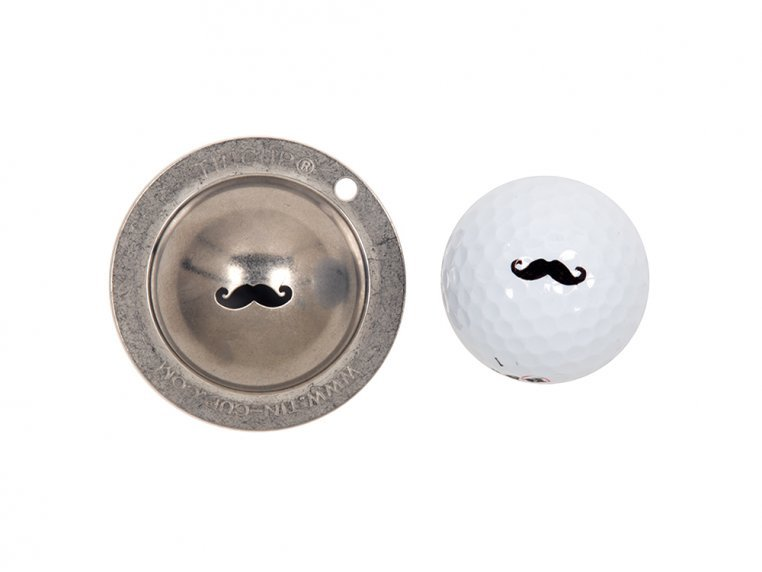 Stainless Steel Golf Ball Marker by Tin Cup - 11