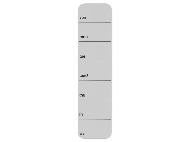 Dry Erase Planners by Three by Three - 2