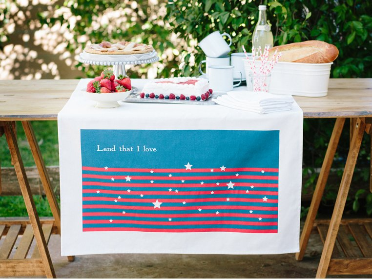 Table Banners by Tin Parade - 2