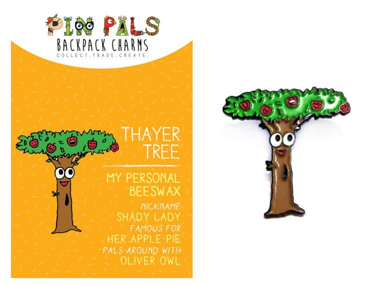 Alphabet Pins by Pin Pals - 40