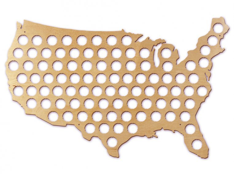 USA Beer Cap Trap by Torched Products - 8