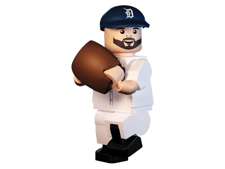 Minifigure Player by OYO Sports - 5