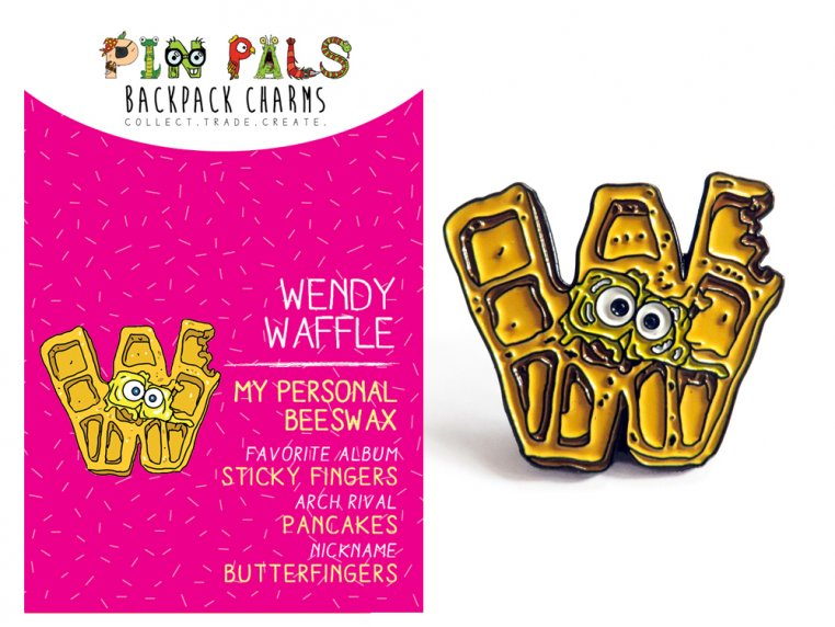 Alphabet Pins by Pin Pals - 46