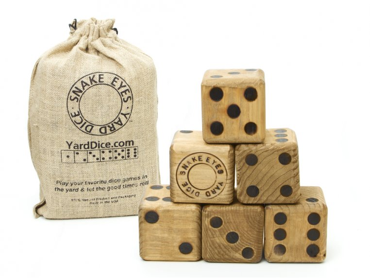 Original Yard Dice by Snake Eyes - 2