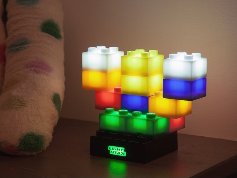 Light-up Building Blocks by Light Stax - 1