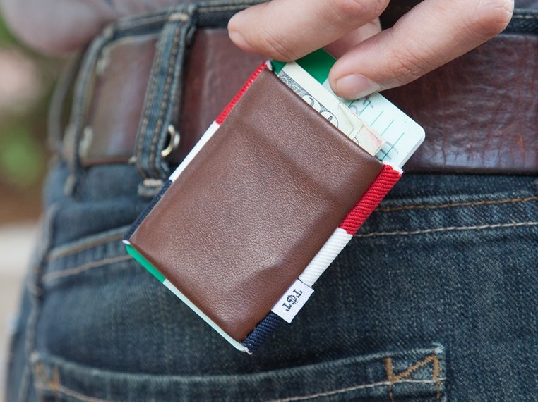 Men's Minimalist Wallet by TGT - 1