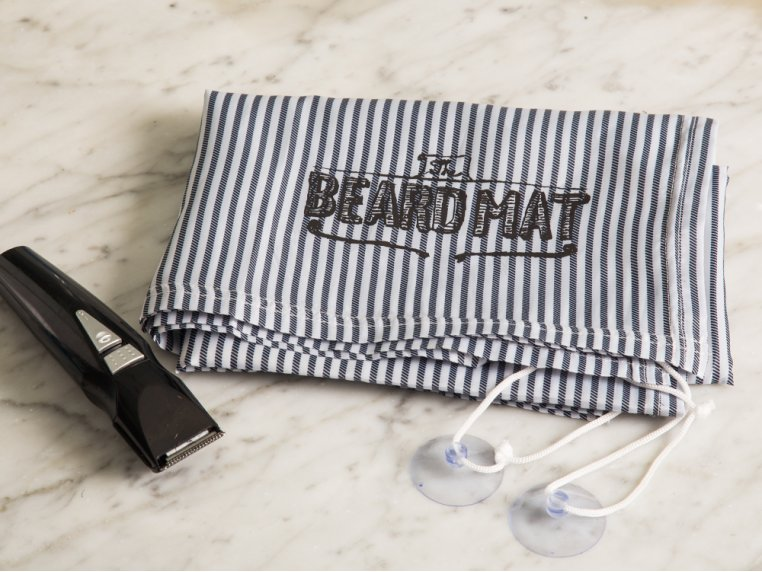 Beard Trimming Mat by BeardMat - 3