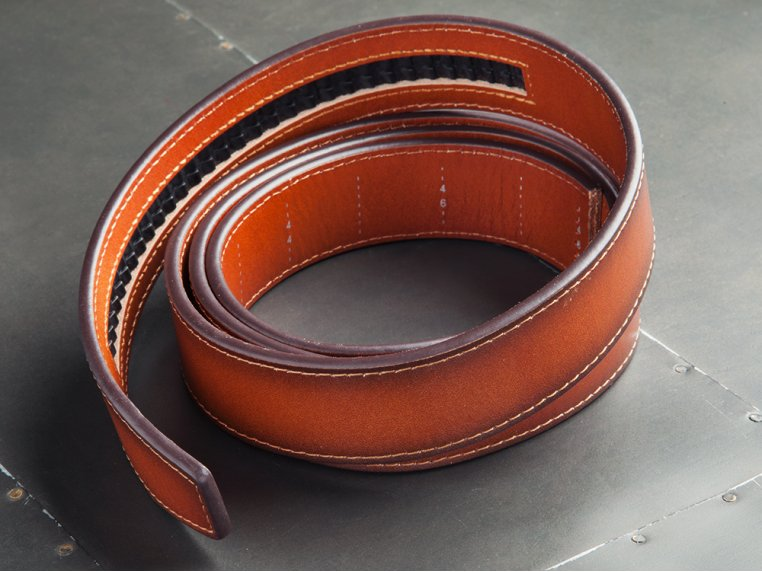 Extra Belt Strap - Leather by SlideBelts - 1