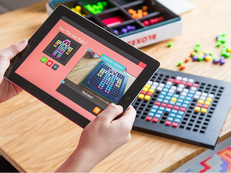 Video Game Creation Platform by Bloxels - 1