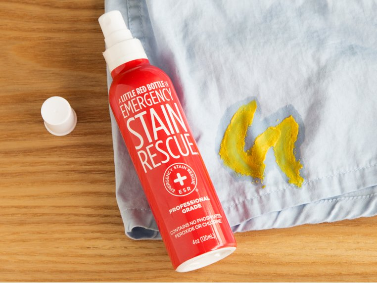 Emergency Stain Rescue Little Red Bottle by The Hate Stains Co. - 1